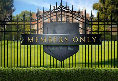 Zone réservée aux membres